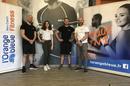 Salle de sport Saint Charles Perpignan L'Orange bleue propose des cours collectifs de fitness, abdos, renforcement musculaire, danse...