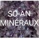 So-An Minéraux Perpignan vend des minéraux, des bijoux, des articles de lithothérapie et propose des prestations d'énergéticienne.