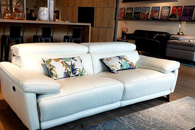 Trouvez des canapés en cuir à Perpignan chez Cuir Center.