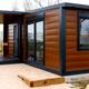 Découvrez la maison modulaire First Lodge à l'Espace Le Crest
