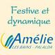 Logo de la Destination touristique Aemlie les Bains a 40 minutes de Perpignan