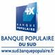 Logo de la Banque Populaire du Sud Perpignan