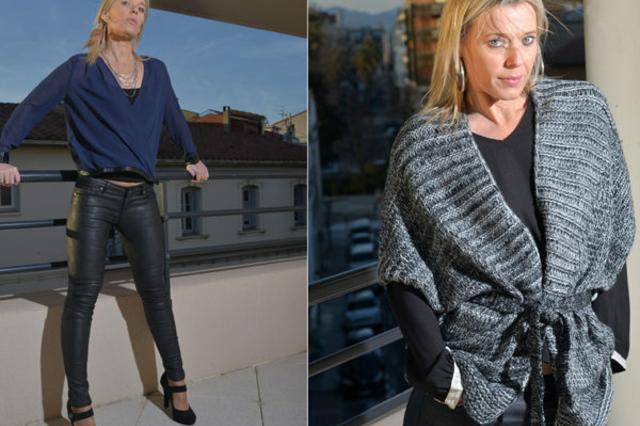 La boutique de mode Easy Fashion Age Perpignan et sa boutique en ligne présentent des tenues Mode Femme (credits photos : Networld-S.Delchambre)