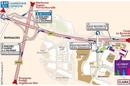 Espace commercial Le Crest à Claira se situe l' Espace Roussillon est face au centre commercial Carrefour Salanca (® le crest)