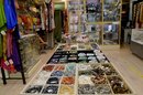 Lithothérapie Perpignan avec les minéraux, pierres et cristaux de l'Anaconda Perpignan en centre-ville (® SAAM S.Delchambre)