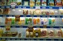 La Vie Claire Perpignan vend des produits frais bio en magasin dans la zone Agrosud sur le chemin de la Fauceille (® Laurent Lacombe)