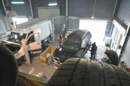 Sud Auto Pièces Perpignan propose des pneus à prix discount et un atelier de montage dans l'Espace Polygone (® networld-S.Delchambre)