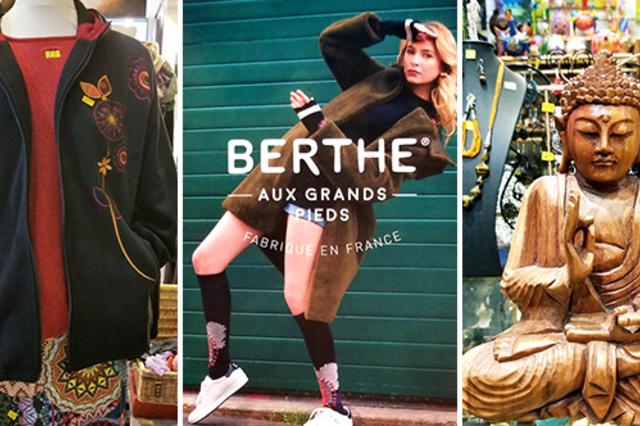 La boutique Damaï Perpignan propose un grand choix de vêtements et décoration, autant d'idées-cadeaux.