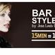 Jean Louis David Perpignan propose le Bar à styles pour être coiffé en 15 minutes pour 15 euros.(® jean louis david)