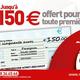 La Mutuelle Catalane offre jusqu'à 150 € de remise pour toute nouvelle adhésion de particuliers