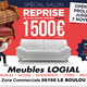 Meubles Logial le Boulou annonce une Offre Spéciale Reprise de votre Salon jusqu'au 7 novembre 2020.
