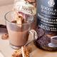 Torrons Vicens Perpignan propose la dégustation du chocolat à la tasse d'Agramunt tous les samedis en boutique en centre-ville.(® networld-aGuje)
