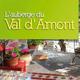 L'Auberge du Val d'Amont, restaurant traditionnel dans le village de Boule d'Amont, 40 minutes de Perpignan - logo