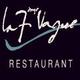 Logo du restaurant de poissons La 7eme Vague dans la zone Agrosud de Perpignan.