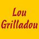 Logo du restaurant Lou Grilladou sur la place de Belgique au centre-ville de Perpignan