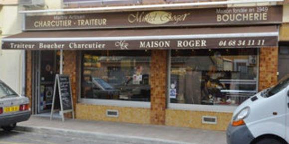 Michel Roger traiteur Perpignan est traiteur boucher et charcutier dans la rue Claude Bernard  (® networld-david gontier)