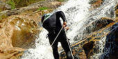 Photo de Canyoning issue de Fotosearch