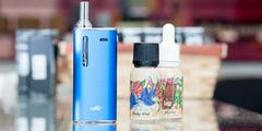 Cigarette electronique Perpignan avec e-liquides et matériel high tech (® networld-bruno Aguje)